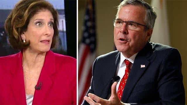 Liasson on Jeb Bush as a candidate