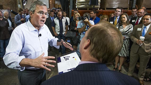 Jeb Bush clarifies position on Iraq War at town hall event