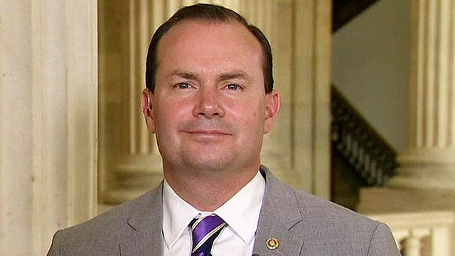 Mike Lee questions George Stephanopoulos' objectivity