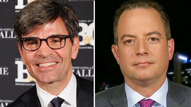 Priebus slams Stephanopoulos for not disclosing donation