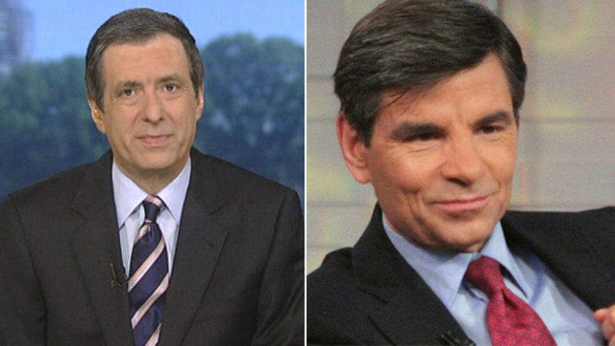 'Media Buzz' host on George Stephanopoulos' Clinton Foundation donation