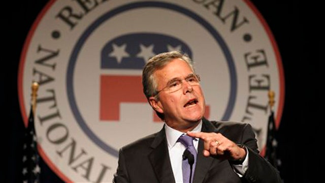 Jeb Bush says he would not have authorized Iraq war
