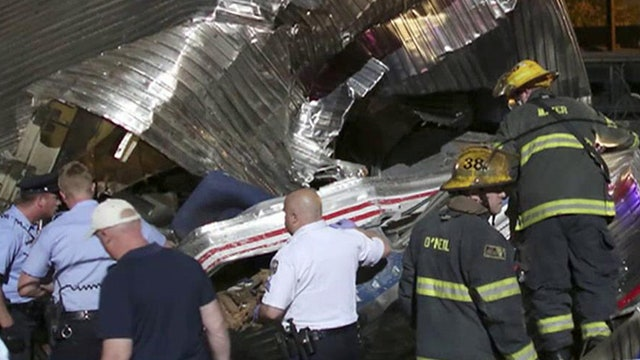 Amtrak tragedy sparks new debate over railroad funding