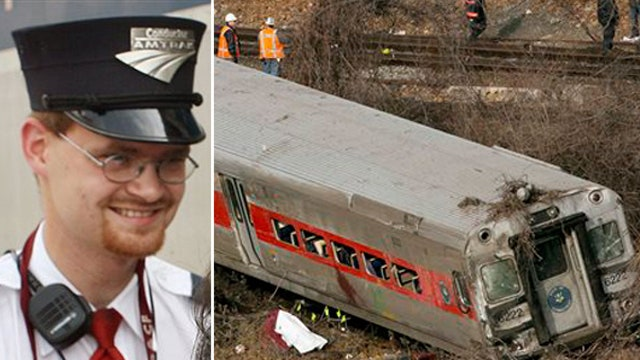 Search warrant obtained for Amtrak engineer's cell phone