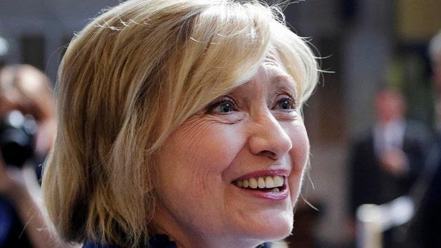 Is Iraq War question Clinton's problem, too?