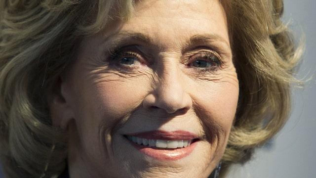 Jane Fonda details sexual history on 'Ellen'