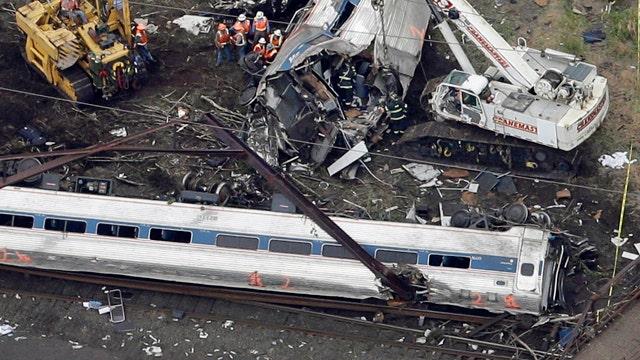 Deadly derailment highlights divide over rail spending