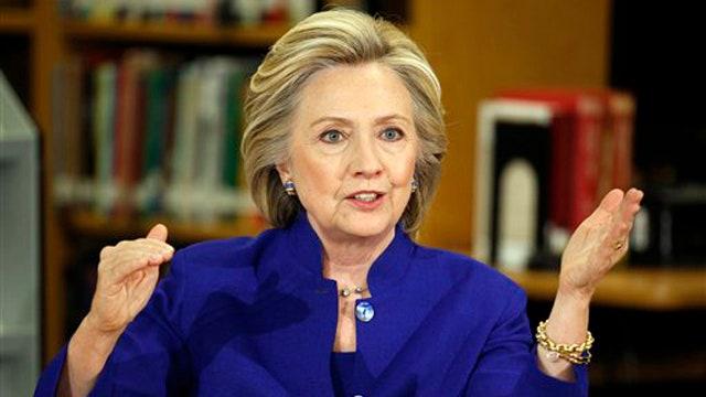 Power Play: Hillary's Free Pass