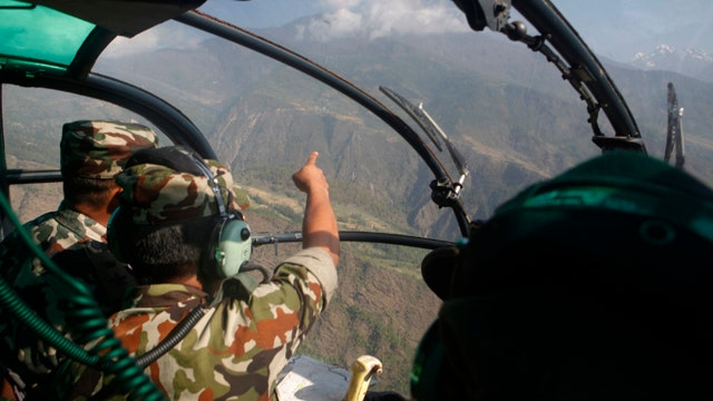 Wreckage of missing Marine helicopter found in Nepal