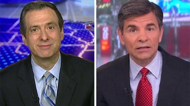 Scandal threatens to undermine Stephanopoulos' objectivity