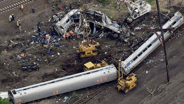 Democrats argue for increased funding for Amtrak