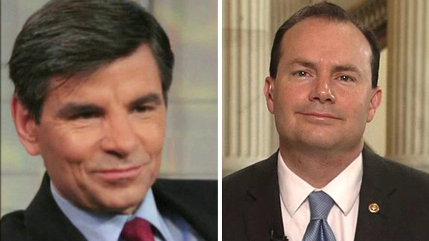 Republican reacts to controversy over Stephanopoulos' Clinton ties