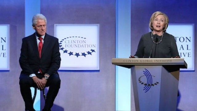 Should the IRS investigate the Clinton Foundation?