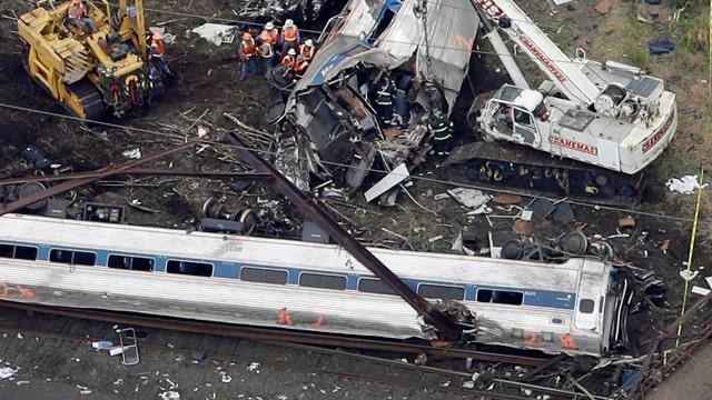 Amtrak train crash sparks debate over funding