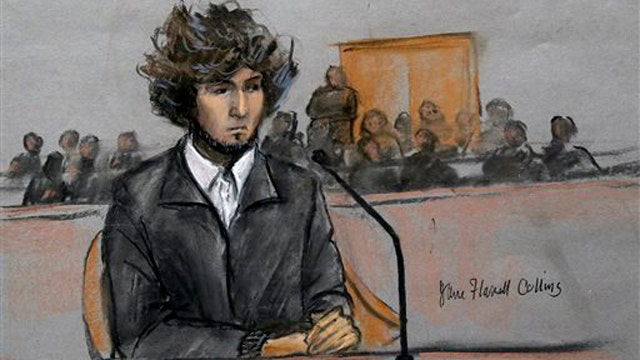 Eric Shawn reports: The Boston bombing death penalty