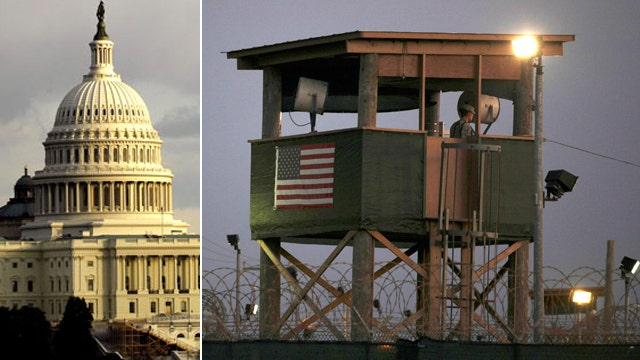 New battle erupts on Capitol Hill over closing Guantanamo