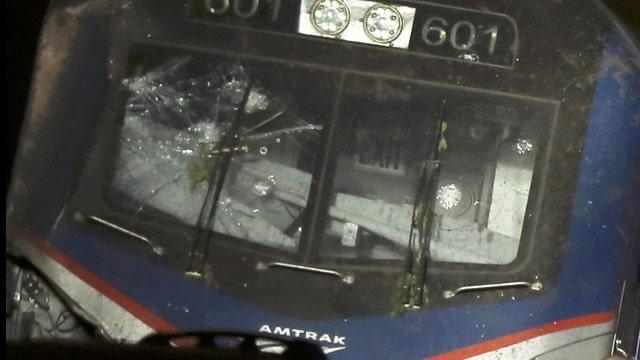 NTSB lead investigator Robert Sumwalt on Amtrak derailment