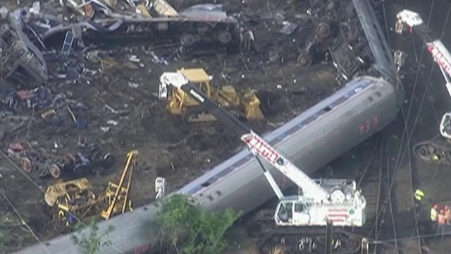 Amtrak will expand speed control system at crash site
