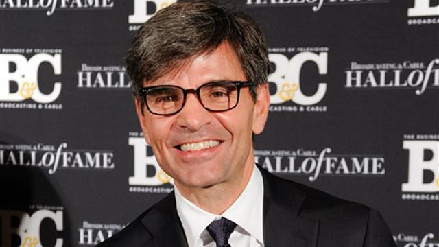 The George Stephanopoulos mess