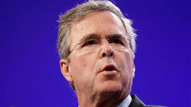 Media trashing Jeb Bush