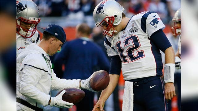 Patriots claim 'deflator' texts were about losing weight