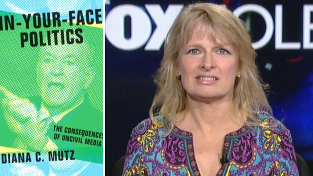 Diana Mutz talks Bill O'Reilly and 'In-Your-Face Politics'