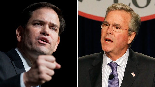 GOP presidential hopefuls not prepared for Iraq question?