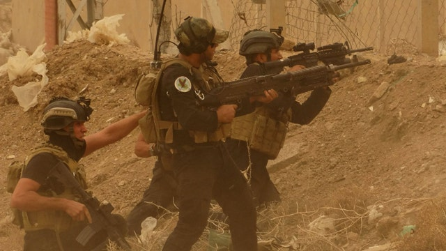 Ramadi takeover a result of lack of US commitment in Iraq?