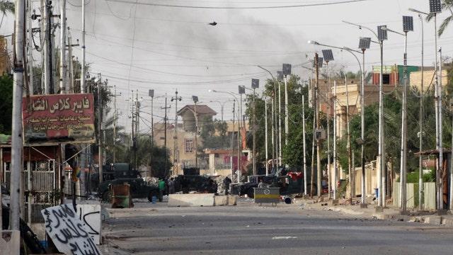 Iraqi city of Ramadi falls to ISIS