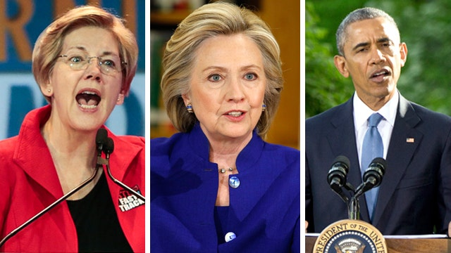 Political Insiders Part 3: Clinton caught in trade deal row