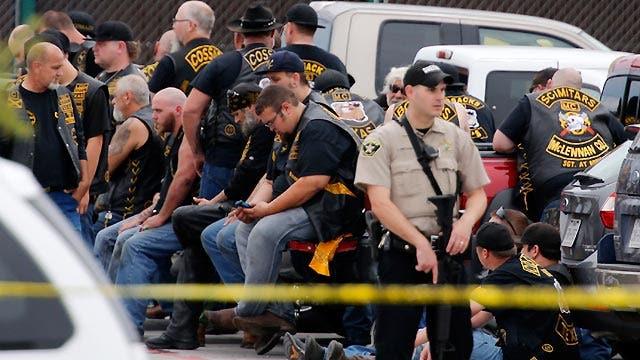 Waco police warn biker threat 'probably not over'