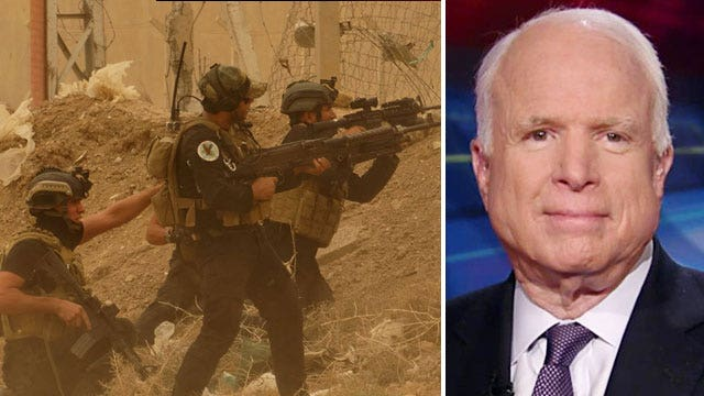McCain: Loss of Ramadi is result of 'failure of policy'