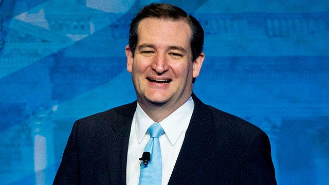 GOP fundraiser is banking on Ted Cruz