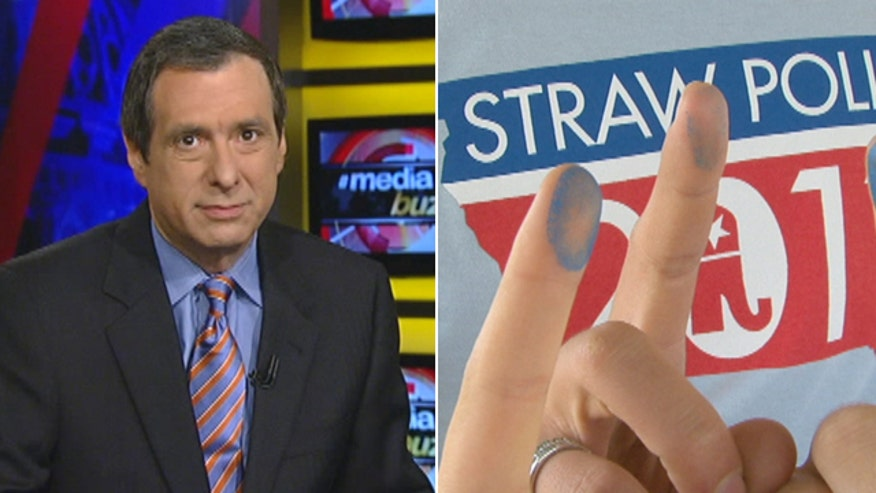 'Media Buzz' host on media hype over Iowa straw poll