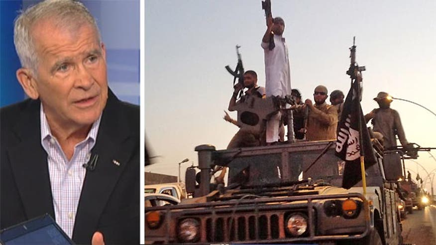 Col. Oliver North on the importance of Ramadi in Iraq and why its fall to ISIS is much more than a mere 'setback'