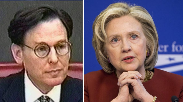Clinton used second email for memos from Sidney Blumenthal