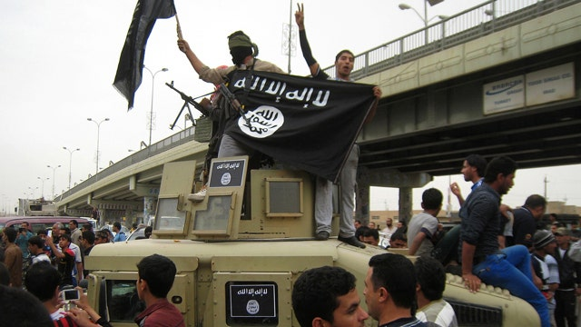 Report: ISIS took advantage of sandstorm to attack Ramadi