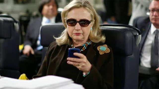 State Department to release 55,000 pages of Clinton emails