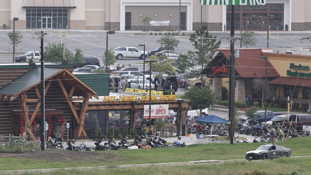 Waco biker shooting sparked by parking space dispute?