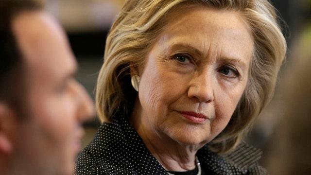 Bias Bash: Clinton finally answers press questions