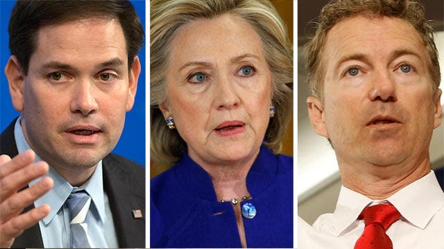 Which leader is best for America's future on world stage?
