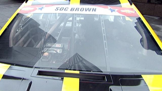 Proud American: NASCAR's American Salute