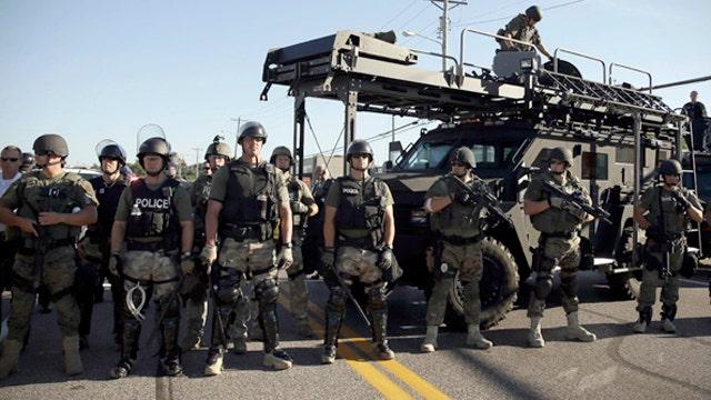 Is demilitarizing the police a good idea?