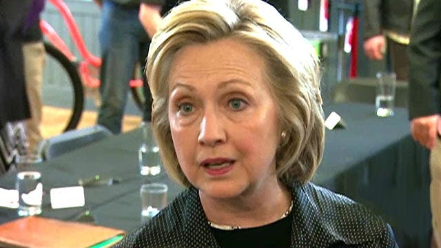 Hillary Clinton faces questions about role in Iraq conflict