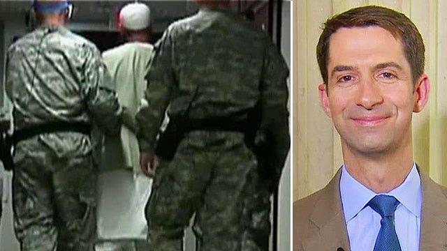 Cotton: Aid key to stopping Gitmo detainees' return to jihad
