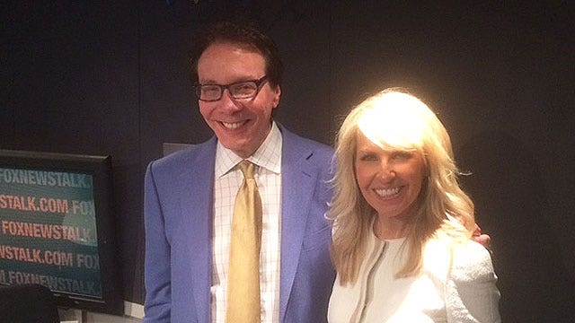 Alan Colmes and Monica Crowley