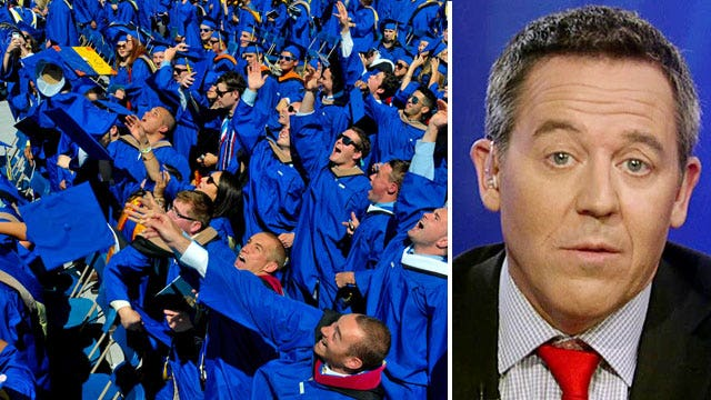 Greg Gutfeld's advice for grads