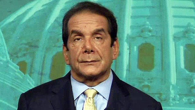 Charles Krauthammer explains how Obama lost Ramadi