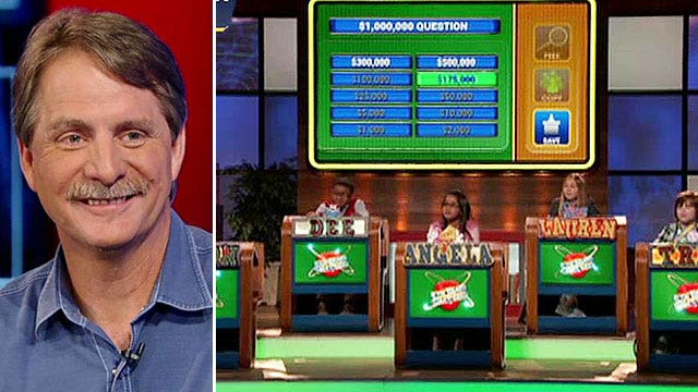 Jeff Foxworthy on 'Are You Smarter Than a 5th Grader?