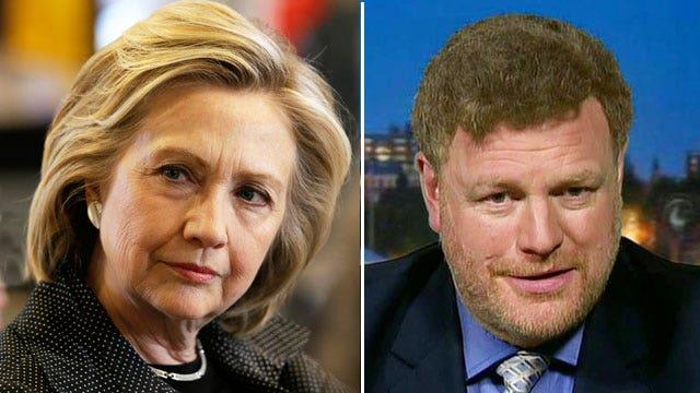 Mark Steyn blasts Hillary Clinton's campaign